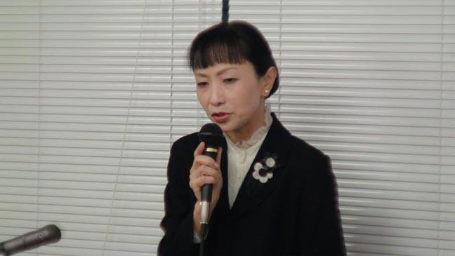 守る会共同主催講演会報告と動画「中国の民主化、脱北者の人権」講師 劉燕子・脱北者証言
