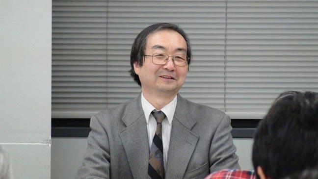 酒井信彦氏