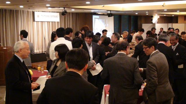 2012年1月28日アジア自由民主連帯協議会設立パーティ