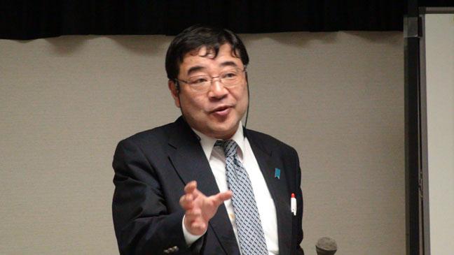 第15回講演会「テロ国家北朝鮮の本質と拉致被害者奪還」 講師 西岡力